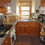 Keepers Cottage's Kitchen